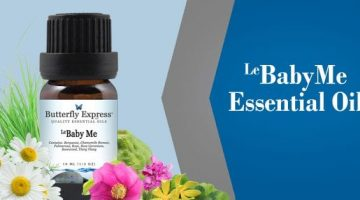 Baby Me Essential Oil